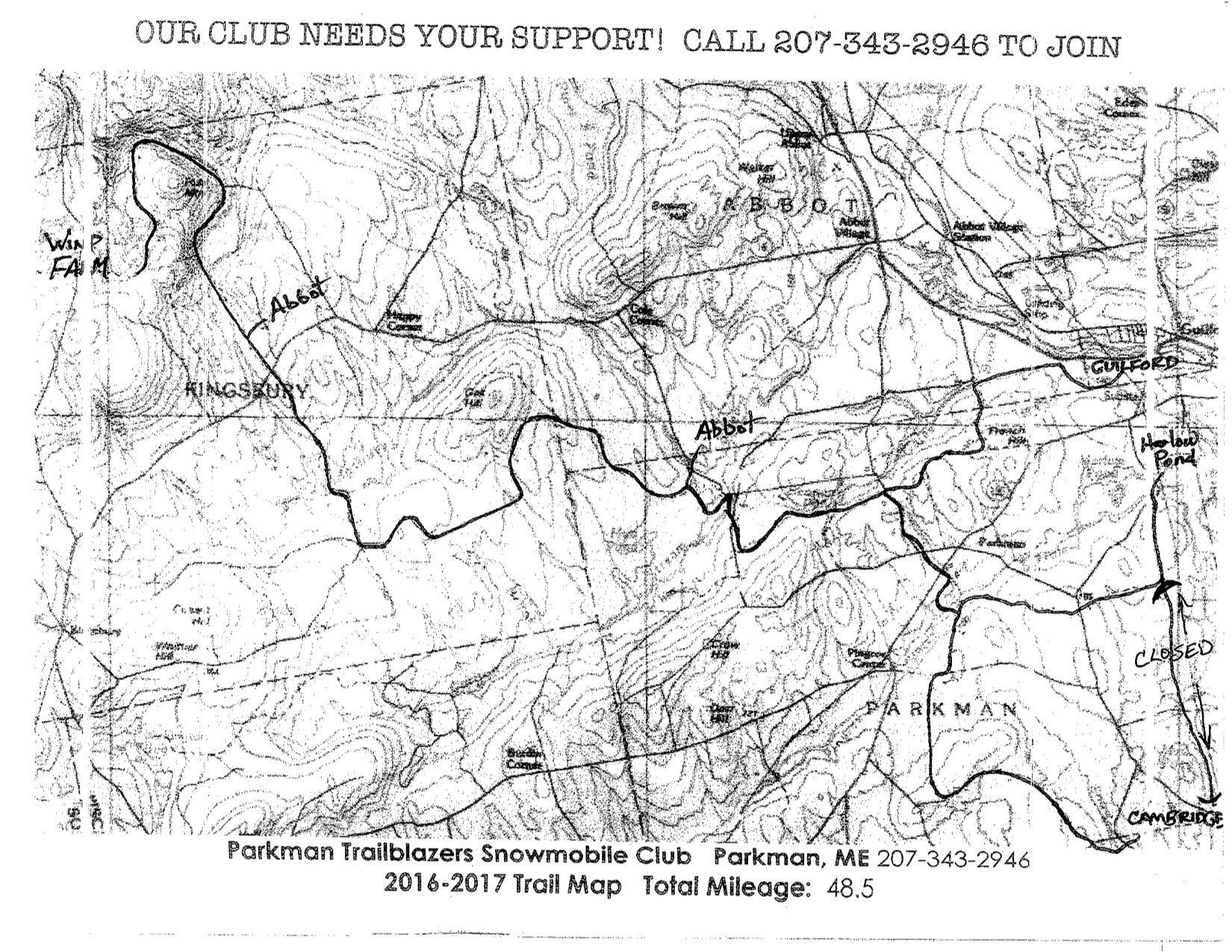 Parkman Trailblazers Snowmobile Club | Town of Parkman on northern maine road maps, maine wildlife management districts, maine woods map, maine wine trail, parsonsfield maine map google maps, maine canada border towns, maine county map with population, winds rivers range trails maps, town of hermon tax maps, sc trail maps, maine its map, maine lakes depth charts, allagash wilderness waterway river maps, maine civil war museum, maine atv trail system, maine atv trails by county, eagle cap trail maps, maine mt. katahdin trails, maine eastern trail bike, houlton maine tax maps,